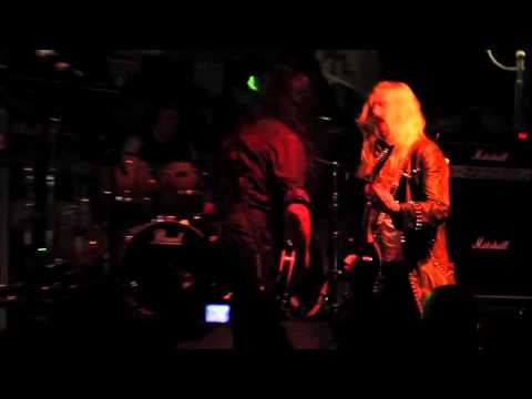 HAMMERFALL Heeding the Call multicam live at 70,000 Tons of Metal on Metal Injection