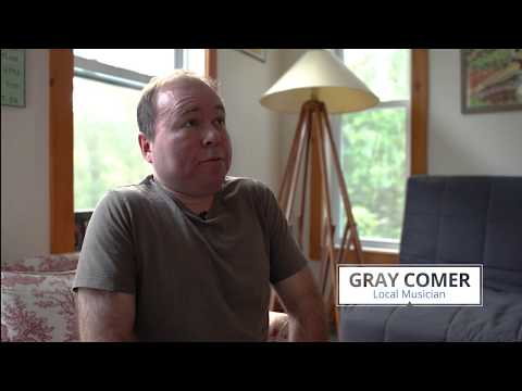 Gray Comer discusses the difference sublingual allergy drops have made for his health.