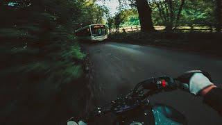Exploring New Roads. | YAMAHA MT-07 AKRAPOVIC + QUICKSHIFTER [4K]