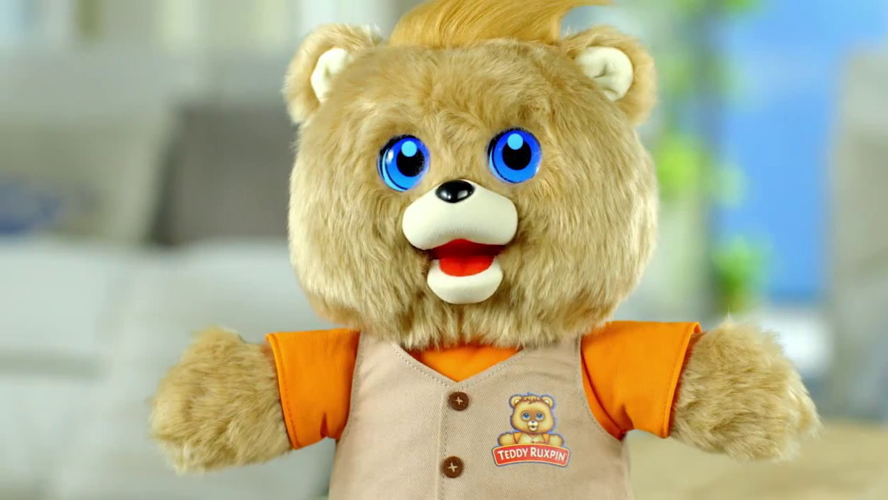 Teddy Ruxpin Official TV Commercial