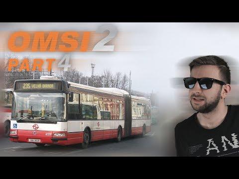 AfG Prague (LINKA 235)   OMSI 2 #04