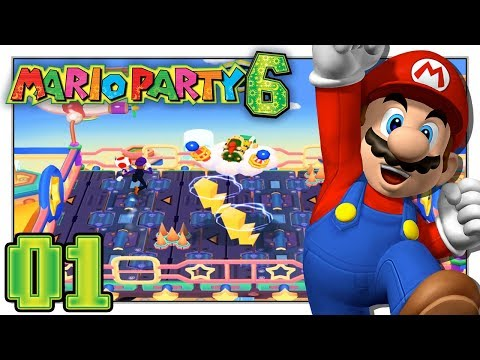 Mario Party 6 - Nice RNG! - Part 1 |