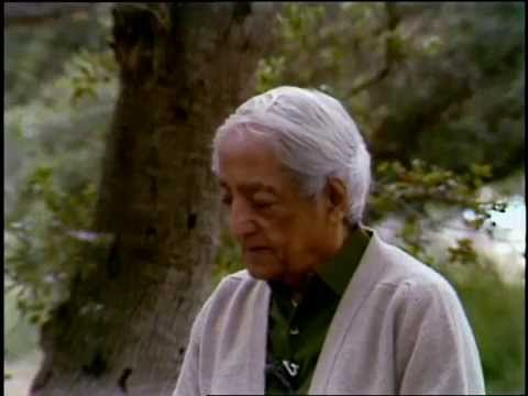 What is right action when understanding isn't total? | J. Krishnamurti