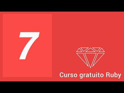 7.- Curso Ruby - Sintaxis