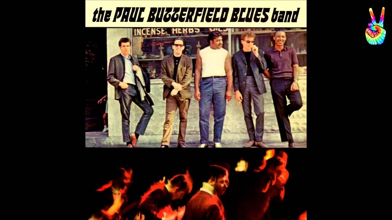 Paul Butterfield Blues Band - 02 - Shake Your Money-Maker (by EarpJohn)
