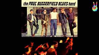 Paul Butterfield Blues Band - 02 - Shake Your Money-Maker (by EarpJohn)