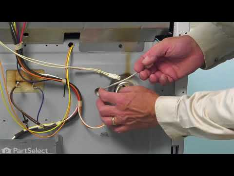 GE Range/Stove/Oven Repair – How to Replace the Oven Temperature Sensor
