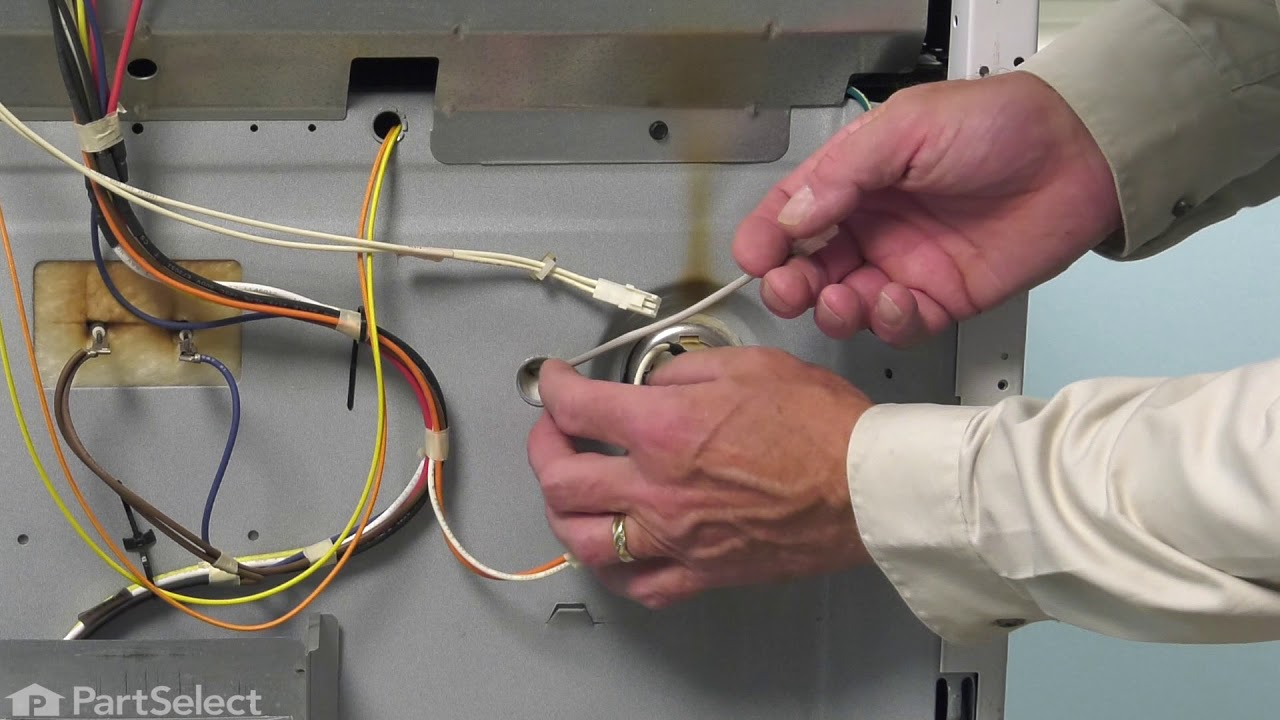 Range Sensor Oven GE WB21X5301 Stove