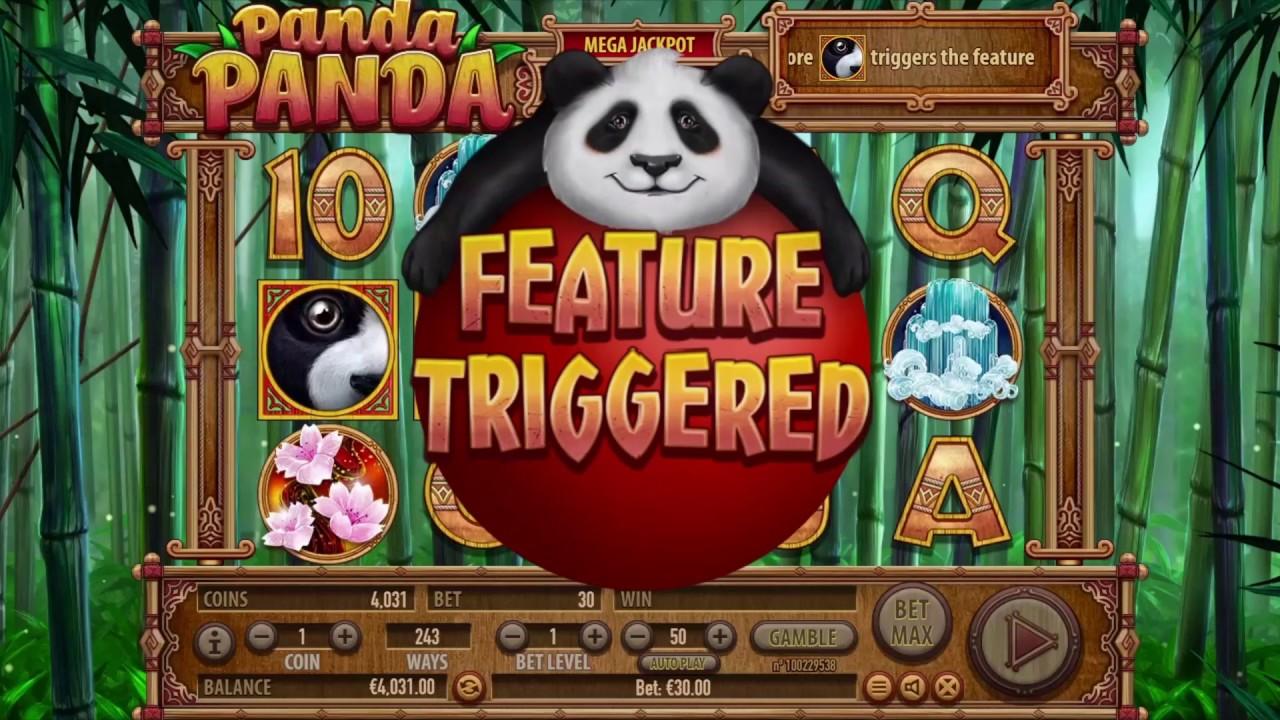 Panda Slots Free Online