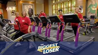 The Biggest Loser || Workouts and Meltdowns