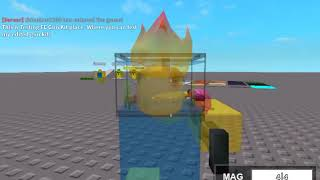 Roblox Development - Modificato FE Gun Kit Test #2