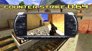 Counter Strike v0.64 para PSP | By st1x51 | HD | luigi2498