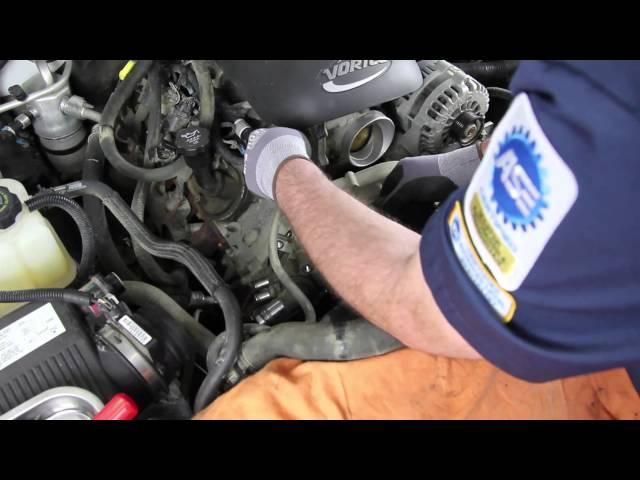 Airtex Engine Water Pump for 2007-2013 GMC Sierra 1500 4.8L 6.0L 5.3L V8 em