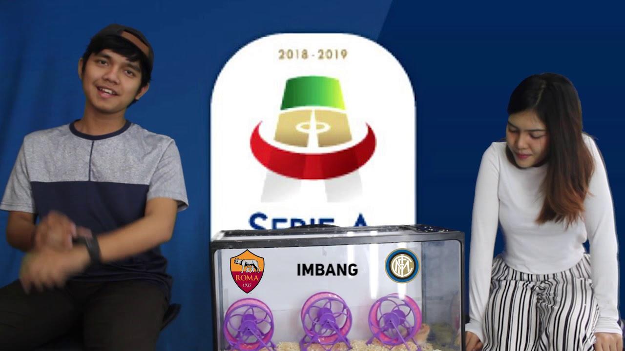 Prediksi As Roma Vs Inter Milan Bersama Po Si Hamster