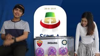 #Prediksi AS Roma vs Inter Milan bersama PO si Hamster