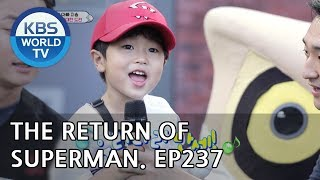The Return of Superman | 슈퍼맨이 돌아왔다 - Ep.237: Today is Always a Special Day[ENG/IND/2018.08.12]