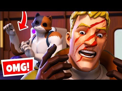 DO WHAT MEOWSCLES SAYS... Or DIE! (Fortnite Simon Says)
