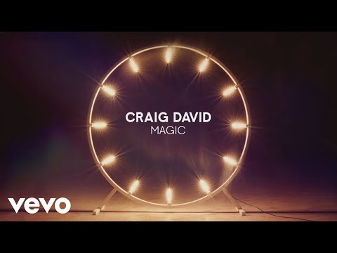 Craig David - Magic (Audio)