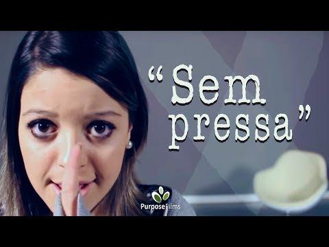 """""""Sem pressa"""" / A Banda / Eu Vou te Esperar / Larissa Félix"""