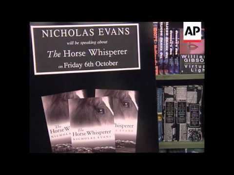 "UK - Nicholas Evans On ""The Horse Whisperer"""