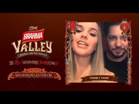 Brahma: Convite do Thaeme e Thiago para o festival ...
