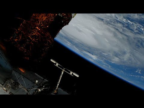 Kevin Campbell - NASA Video Shows Hurricane Michael From Space