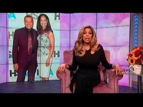 Wendy On Laurence Fishburne & Gina Torres Split