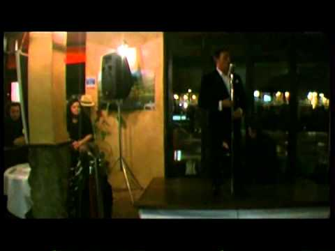 Enzo's Charity Night for Joshua with Gary Glaysher part1