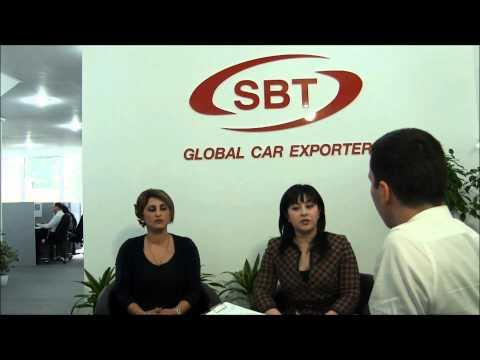 Открытие компании SBT в Грузии. Гарантия от GeoCars