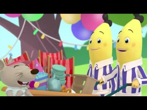 Pedro's Cousin - Bananas in Pyjamas Full Episode - Bananas in Pyjamas Official