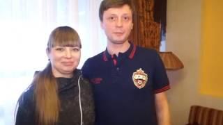 Из Москвы в Серов. Молодожены Антон и Евгения Серовы в годовщину свадьбы посетили наш город