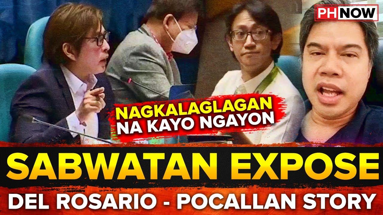 Download NAKAKABWESIT NA SABWATAN! INEXPOSED ni CONG. DAN FERNANDEZ! DEL ROSARIO at POCALLAN STORY!
