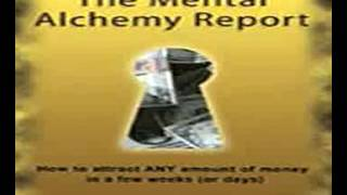 Mental Alchemy How To Attract Any Amount Of Money In A Few Weeks Or Days
