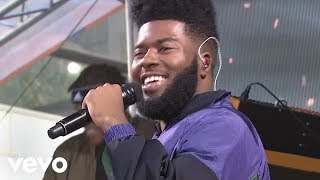 Khalid Young Dumb Broke The Today Show
