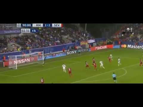 Gol Sergio Ramos supercopa de Europa 2016 2-2 minuto 93