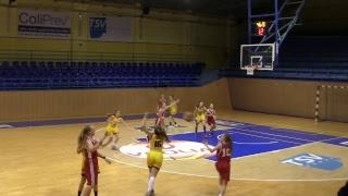 Young Angels U13 Yellow Košice - MBK Ružomberok