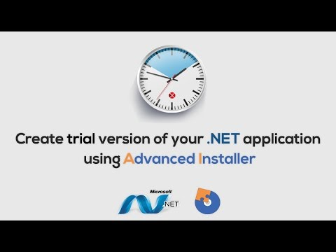 How To Create Trial Version Of Your  NET Application Using