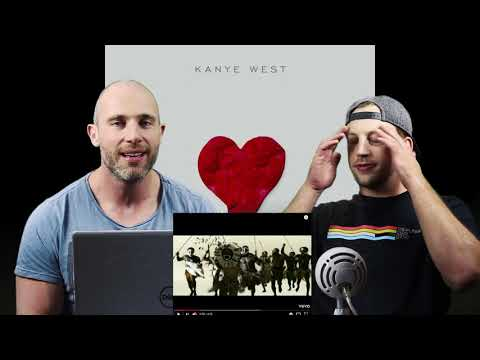 Kanye West  Love Lockdown METALHEAD REACTION TO HIP HOP!!!