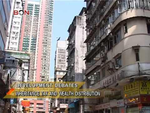 Inheritance tax and wealth distribution - China Price Watch - July 05,2013 - BONTV China