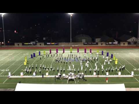 Vernon Township High School Viking Marching Band 2016 - Kaleidoscope - National Championships