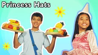 Princess Hats + More | Mother Goose Club Dress Up Theater