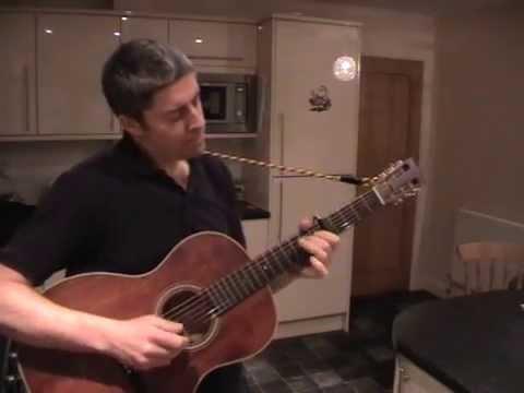 Make me a Pallet on your Floor - Danny Ward plays Mississippi John Hurt