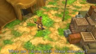 Kingdom Hearts HD -1.5 ReMIX- English - Kingdom Hearts Final Mix - Part 6 - Deep Jungle - Sabor / Clayton & Stealth Sneak