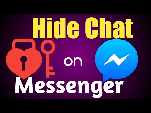 How To Hide Chat On Messenger | Secret Conversations On Messenger