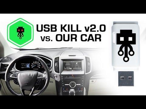 USB Kill VS Car