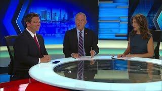 Ron DeSantis talks healthcare, education and taxes