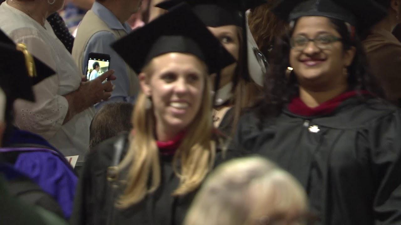 Mit Graduation Ceremony 2020.Commencement Seattle University