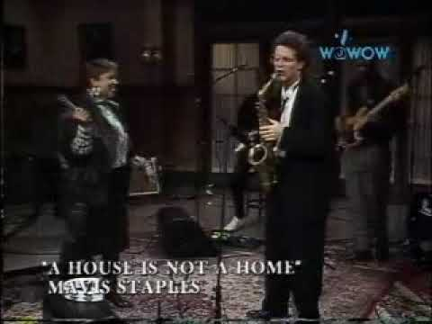 Mavis Staples at BEST NIGHT MUSIC - A house is not a home