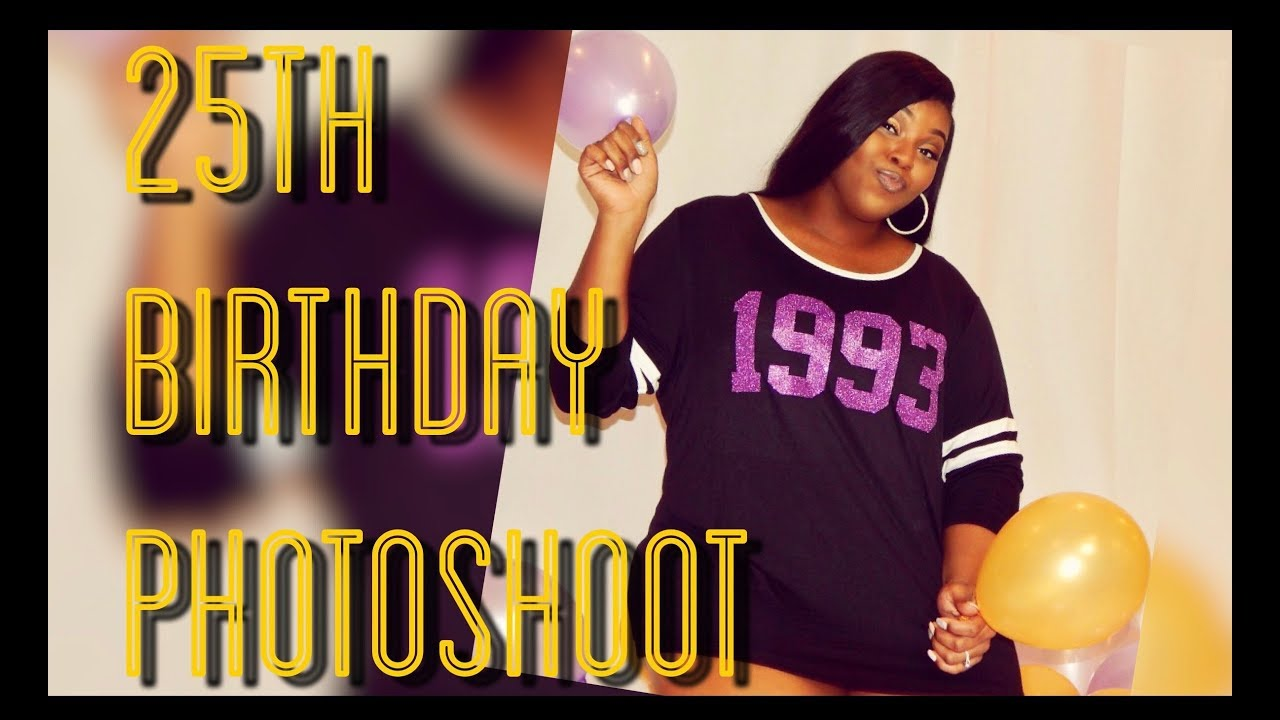 25th birthday photoshoot plus size neqsolovely