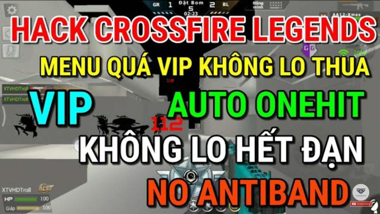 CrossFire: Legends v1 0 38 38 Menu H A C K One Hit Zombie
